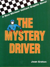 """The Mystery Driver – Hardbound """"Collector's Edition"""" with dust jacket"""