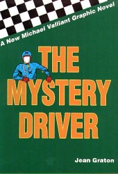 "The Mystery Driver – Hardbound ""Collector's Edition"" with dust jacket"